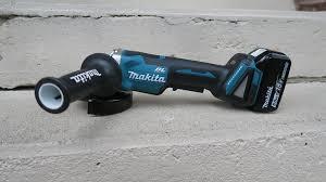 makita cordless grinder. makita xag06z cordless grinder review
