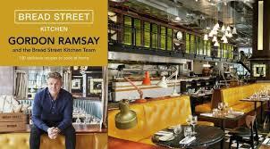 Gordon Ramsey Bread Street kitchen Cookbook