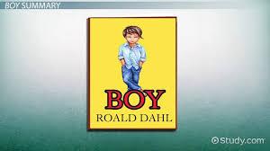 Roald Dahl Height Chart Boy By Roald Dahl Summary Quotes