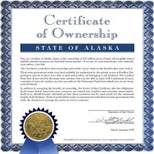 Image result for takes ownership of Alaska