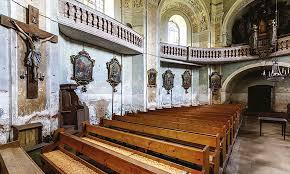 Kalendář podpoří broumovské kostely - Katolický týdeník