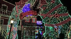 Christmas Lights Branson Mo Christmas At Silver Dollar City In Branson Missouri 6 Million Christmas Lights