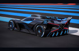 With this record, bugatti is breaking new ground. Bugatti S Bolide Is A One Off 499 Km H Top Speed Lightweight Race Car Driving