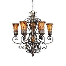 metropolitan lighting six light chandelier fixture metropolitan lighting