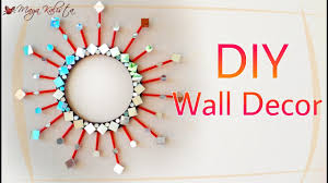 Diy Mirror Projects Diy Mirror Wall Decor Diy Decoration Ideas For Teenagers Diy