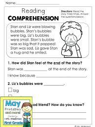 Kindergarten Reading Printable Worksheets Good Medium To Luxury Cvc ...