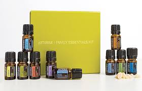 Family Home Essentials Kit Therapeutic Oils