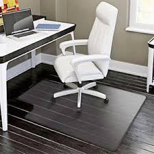 Mat Studded Image Is Loading Durablepvcmattehomeofficechairfloormat Ebay Durable Pvc Matte Home Office Chair Floor Mat For Woodtile 47