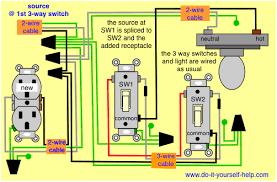 secret diagram september 2016 1000w 3 Way Wiring Diagram way switch wiring diagrams do it yourself help com Three-Way Electrical Switch Wiring Diagram