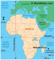 Mauritius Maps & Facts - World Atlas
