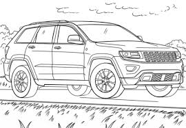 Small Picture Jeep coloring pages Free Coloring Pages
