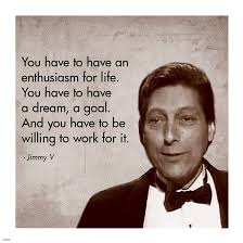 Jim Valvano Quotes Interesting Jimmy Valvano Quotes Poster On QuotesTopics