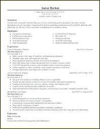 Electronics Assembly Technician Resume Sample Resume Resume