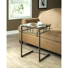 under couch tray table couch tray table armchair slatted wooden adjule flexible couch tray table ikea