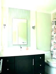 beveled bathroom vanity mirrors. Mirror Bathroom Vanity Amusing Beveled Wall Mirrors Oval