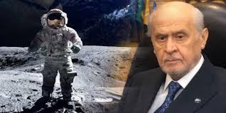 Bahçeli'den astronot için isim önerisi