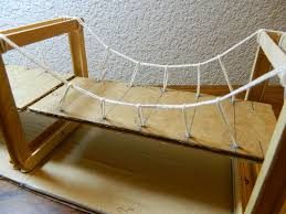 Suspension Bridge Model Design Simple Suspension Bridge Model Bridge Model Suspension