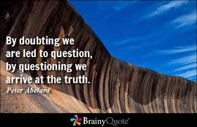 Quotes About Questioning Yourself Best Of 24 Questioning Quotes QuotePrism
