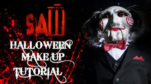 makeup tutorial poraccio saw billy the puppet