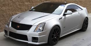 matte silver cts