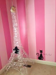 Lovely Paris Themed Bedroom Curtains ...