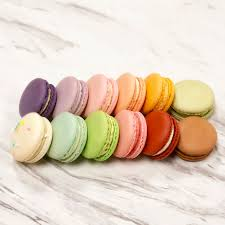 picture of macaron 12 pack