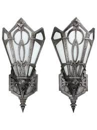 antique art deco lighting wall sconces