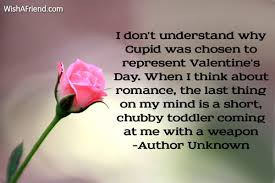 Quotes For Valentines Day Custom Funny Valentine's Day Quotes