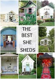 20 sensational she shed ideas garden shed lighting ideas