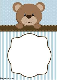 Free Picnic Invitation Template Beautiful Free Teddy Bear Birthday ...