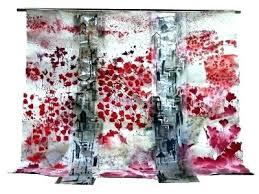 waterpro bathrooms practical waterproof a colorful tree of life printed shower curtain