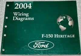 2004 ford f 150 heritage truck wiring diagrams ford motor company 2004 ford f 150 heritage truck wiring diagrams