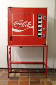 How To Get A Coca Cola Vending Machine Beauteous Sielaff KF48 Coca Cola Vending Machine From The 1948s Catawiki