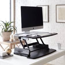 desk shelf elevating desk work surface rising desk platform