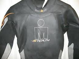Ironman Stealth Full Sleeve Mens Wetsuit Size Large 30 00