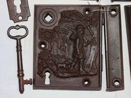 antique door locks. Brilliant Antique Antique Restoration Hardware Earlyrimlock13c In Door Locks I