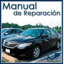 manual de reparación del motor 2az-fe toyota camry 2002-2011 ...