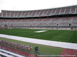 Ohio Stadium Concert Seating Chart Ohio Stadium View From Section 23aa Vivid Seats