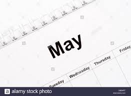 calendar for the month of may calendar month may stock photos calendar month may stock images