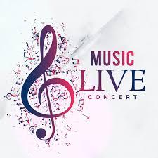 Concert Poster Design Music Live Concert Poster Flyer Template Design Vector