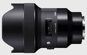 9 новых <b>объективов Sigma</b> Art для <b>Sony E</b>-Mount