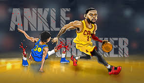 Kyrie Irving Ankle Breaker. | Kyrie irving, Basketball star, Nba art