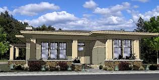 gorgeous small prairie style home plans