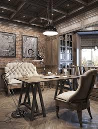 vintage home office. epic vintage home office design