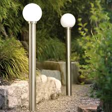 light tano outdoor pole lamp