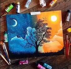 paintings ideas 25 beautiful paintings ideas on art canvas paintings