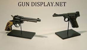 Gun Display Stands Gun Display Stands 2