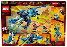 Купить <b>Конструктор LEGO Ninjago</b> 71711 <b>Кибердракон</b> Джея по ...