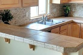 replace kitchen countertop interior