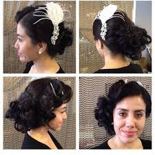 Gatsby Hairstyles 73 Stunning Maximus Client Great Gatsby Themed Party Hairstyle Updo Hair By